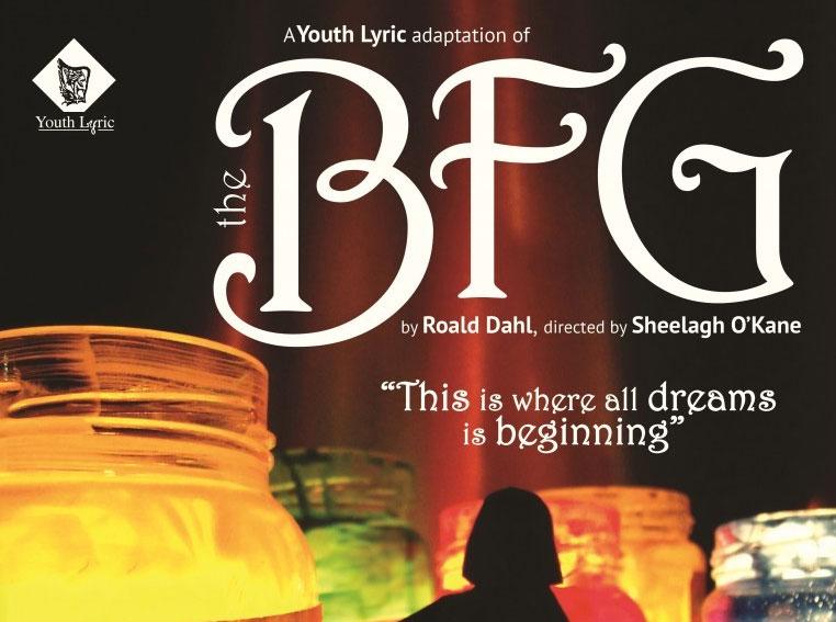 Youth Lyric The BFG