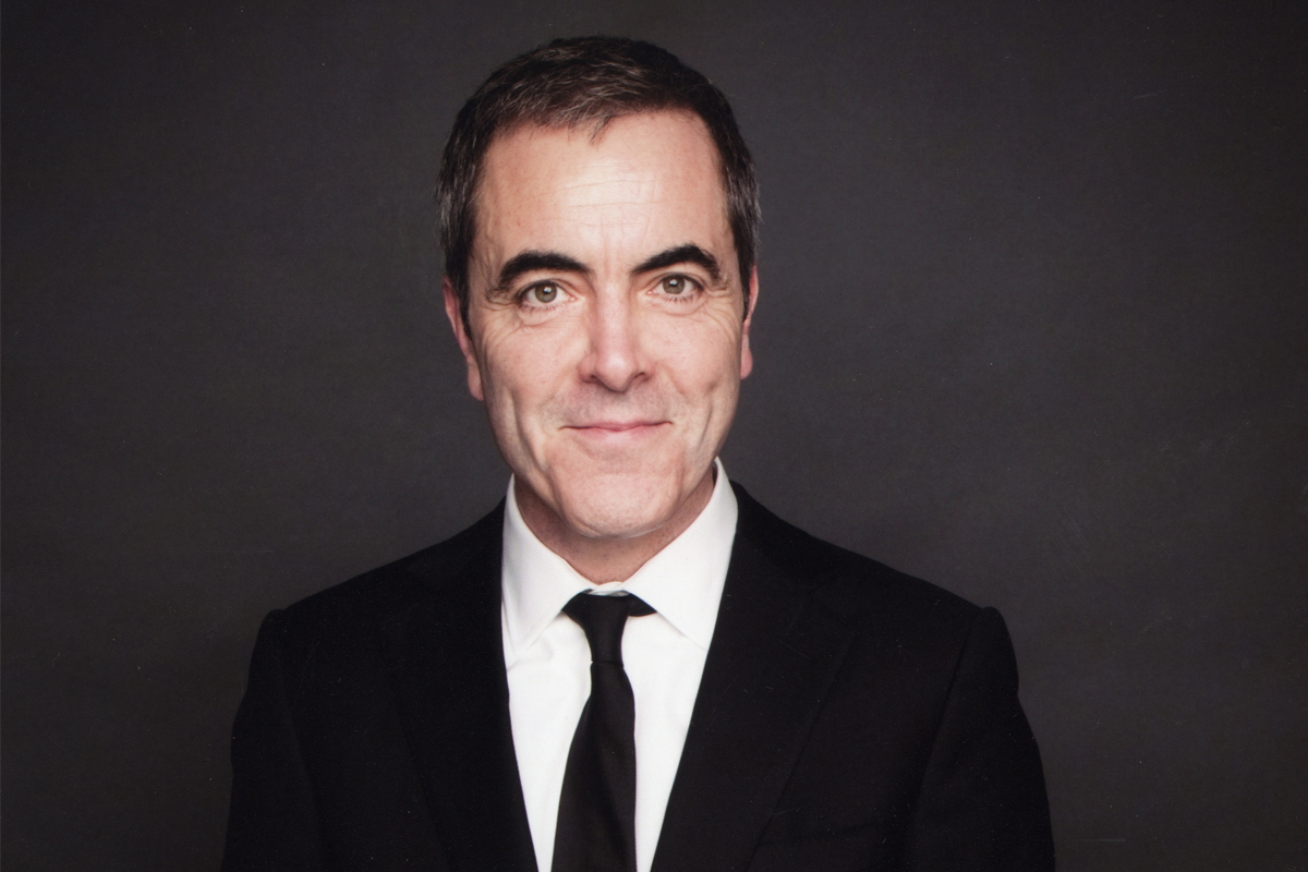 Youth Lyric Patron James Nesbitt